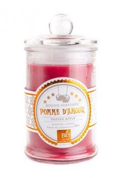 Свічка ароматизована BLF BLF BONBONNIERE 30H Pomme damour GLASS 459210-BLF H9D6CM 10 см