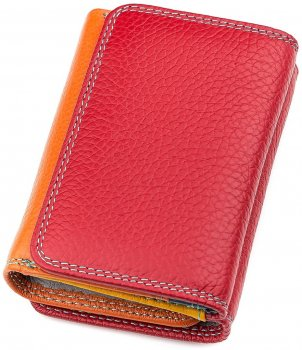 Кошелек ST Leather Accessories 18360 Красный