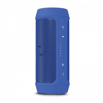 Портативна bluetooth колонка MP3 плеєр E2 CHARGE 2+ Blue (0259)