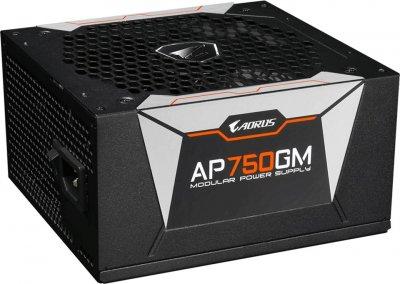 Gigabyte Aorus P750W 80+ Gold Modular (GP-AP750GM)