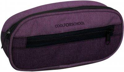 Пенал Сool For School Style Фиолетовый (CF86621)