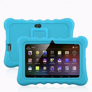 "Дитячий планшет з батьківським контролем Ainol Novo Q88 7""IPS QuadCore 8Gb + чохол Blue"