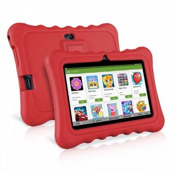 "Дитячий планшет з батьківським контролем Ainol Novo Q88 7""IPS QuadCore 8Gb + чохол Red"