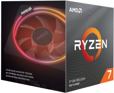 Процесор AMD Ryzen 7 3800X 3.9GHz / 32MB (100-100000025BOX) sAM4 BOX