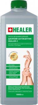 Засіб дезінфікувальний Healer Healer-C шкірний 1000 мл (4820192480253)