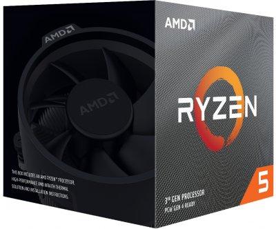 Процесор AMD Ryzen 5 3600X 3.8GHz / 32MB (100-100000022BOX) sAM4 BOX