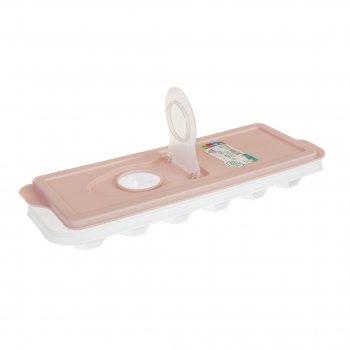 Форма для льда Hobby 27 х 11 х 4 см Пудровая 061131-pd