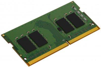 Оперативна пам'ять Kingston SODIMM DDR4-3200 4096 MB PC4-25600 ValueRAM (KVR32S22S6/4)