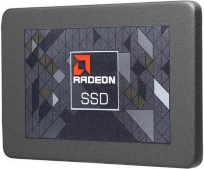 """Накопичувач SSD 2.5"""" SATA 480GB AMD Radeon R5 (R5SL480G)"""