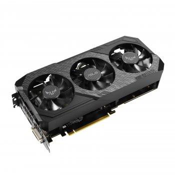 Asus PCI-Ex GeForce GTX 1660 TUF Gaming X3 OC 6GB GDDR5 (192bit) (1500/8002) (DVI, HDMI, DisplayPort) (TUF3-GTX1660-O6G-GAMING)