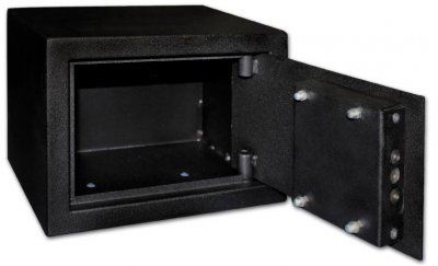 Сейф мебельный SteelNet SN-МС-15К-9005