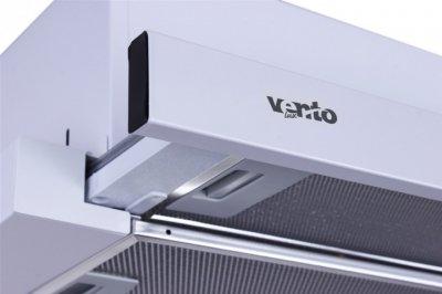Витяжка VENTOLUX GARDA 60 WH (650) 1M (F00233172)