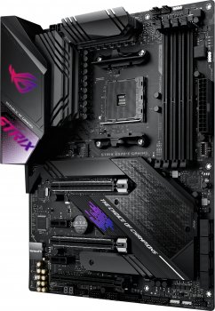 Материнская плата Asus ROG Strix X570-E Gaming (sAM4, AMD X570, PCI-Ex16)