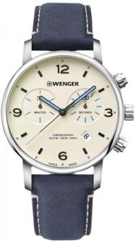 Чоловічий годинник Wenger Watch W01.1743.119