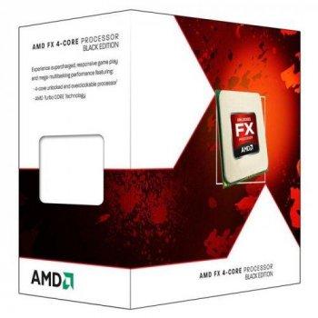 Процессор AMD FX-4300 3.8GHz 8MB sAM3+ Box (FD4300WMHKBOX)
