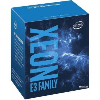 Процессор Intel s1151 Xeon E3-1220V6 (3 GHz, 8M Cache, LGA1151) box