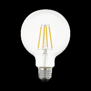 Світлодіодна лампа Eglo 11752 E27 LED G95 6W 2700K