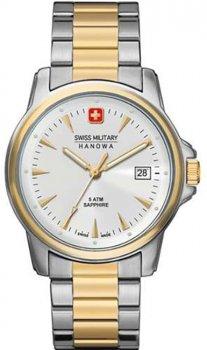 Чоловічий годинник SWISS MILITARY HANOWA 06-5230.7.55.001