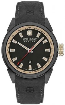 Чоловічий годинник SWISS MILITARY HANOWA 06-4321.13.007.14