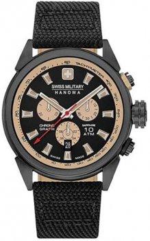 Чоловічий годинник SWISS MILITARY HANOWA 06-4322.13.007.14