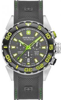 Чоловічий годинник SWISS MILITARY HANOWA 06-4324.04.009