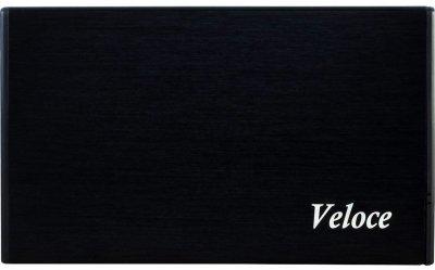 "Внешний карман Volocie для HDD/SSD 2.5"" SATA III - USB 3.0 (GD-25612)"