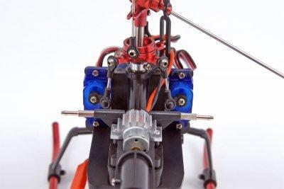 Вертолет Nine Eagles Solo PRO 228 RTF 498 мм 2,4 ГГц (NE30222824207003A NE R/C 228A)