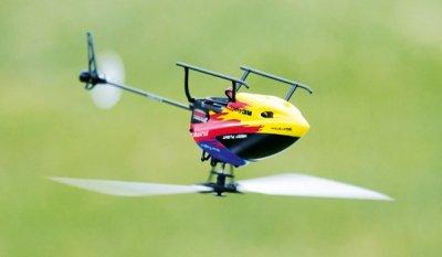 Вертолет на радиоуправлении Nine Eagles Solo Pro 125 3D RTF (NE200195)