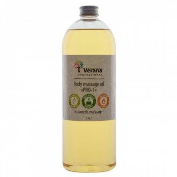 Масло массажное Verana PRO-1 питательное 1 л