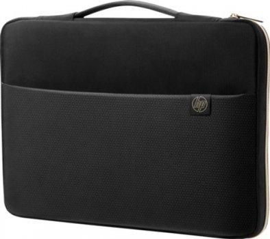 "Чехол HP Carry Sleeve 14"" Black/Gold (3XD33AA)"