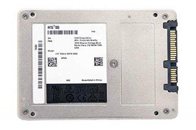 """SSD накопитель SSD Intel 545s 256GB 2.5"""" SATAIII 3D TLC (SSDSC2KW256G8XT)"""