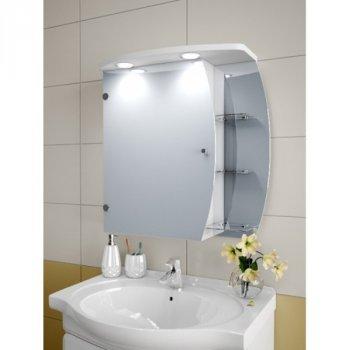 Шкафчик для ванной Модель А 66-NS-Z 620х600х125мм