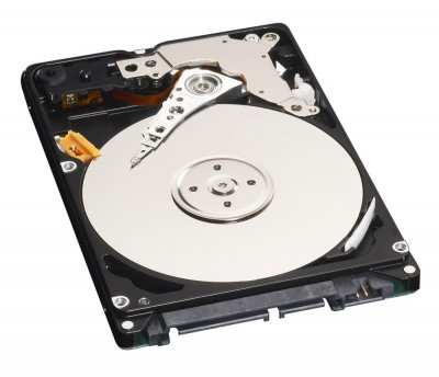 Жорсткий диск 2.5' 320Gb Mediamax, SATA2, 8Mb, 5400 rpm (WL320GLSA854G) (Ref)