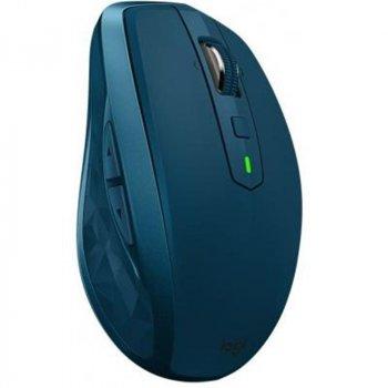 Миша Bluetooth Logitech MX Anywhere 2S (910-005154) Midnight Teal