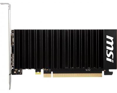 Відеокарта GF GT 1030 2GB DDR4 Low Profile MSI OC (GeForce GT 1030 2GHD4 LP OC)
