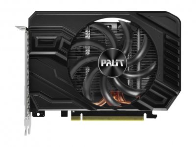Відеокарта GF GTX 1660 6GB GDDR5 StormX OC Palit (NE51660S18J9-165F)