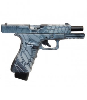 Пістолет APS Action Combat Pistol CO2 Kryptek Typhon (Страйкбол 6мм)