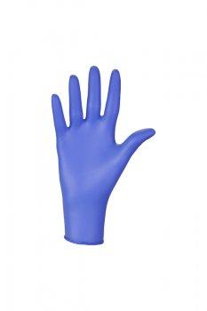 Перчатки Mercator Medical Nitrylex Basic нитриловые нестерильные неприпудренные L 100 шт Голубые (17203900)