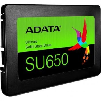 """Накопичувач SSD 2.5"""" 480GB ADATA (ASU650SS-480GT-R)"""