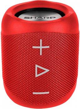 Акустична система Sharp Compact Wireless Speaker Red (GX-BT180(RD))