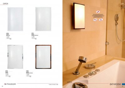 Світильник для ванної Nowodvorski 3750 Garda