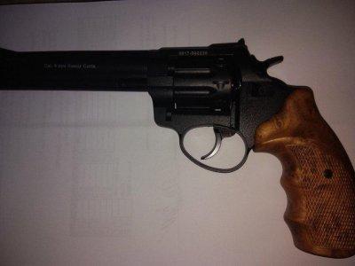 """Револьвер Флобера Stalker 6"""" wood"""