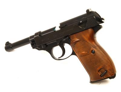 Пневматичний пістолет Umarex Walther P38