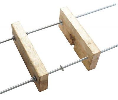 Пристрій для установки газових пружин (струбцина)