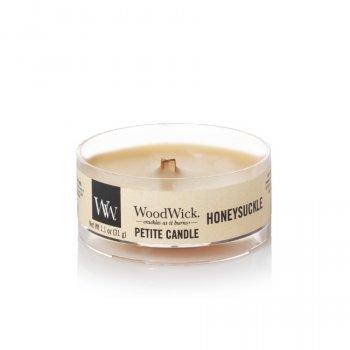 Ароматическая свеча Petite Honeysuckle Woodwick 31 г (66071E)