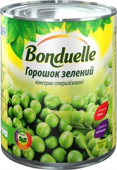 Зеленый горошек Bonduelle консервированный 800 г (3083680004404)