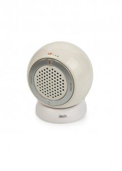 Портативний міні радіоприймач I-tech 6х7х4см Білий 000014816