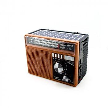 Радіоприймач NNS-1360S Solar