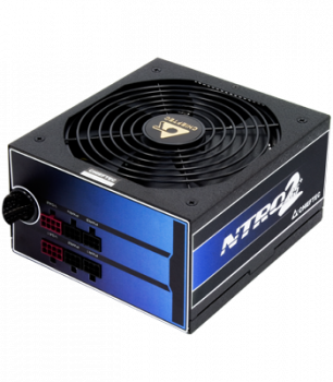 Блок живлення Chieftec BPS-850C2 Nitro II, ATX 2.3, APFC, 14cm fan, Bronze, modular, RTL