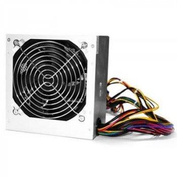 Блок живлення Logicpower ATX-400W; 12см, 2 SATA, OEM, без кабелю живлення